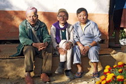 Three Generations, Sikkim