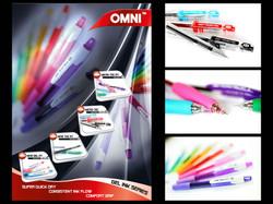 OMNI Product Shoot (Brochure)