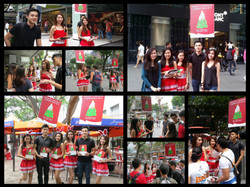Merry Medleys Activation @ Orchard