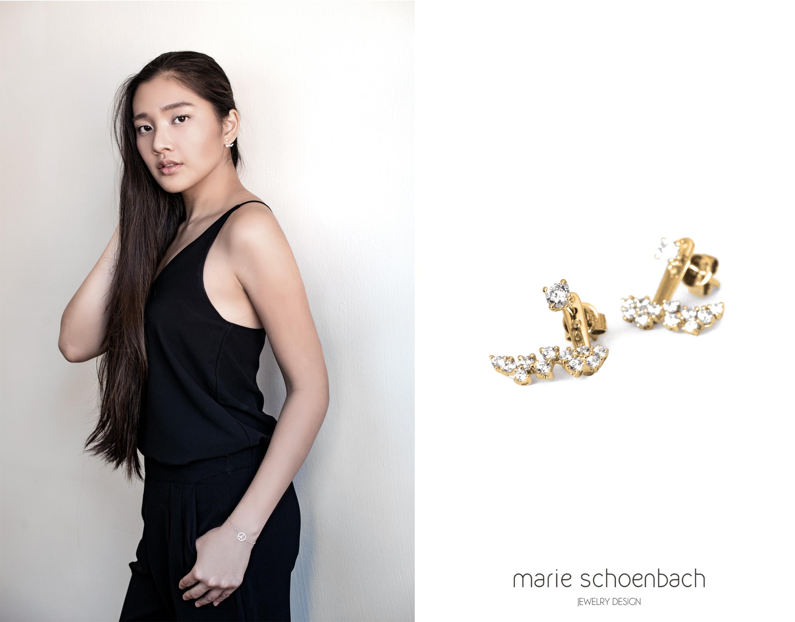 Schoenbach Jewelry Ad II