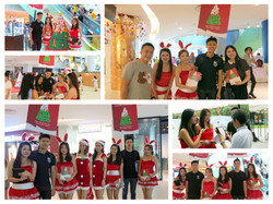 Merry Medleys Activation @ Vivocity