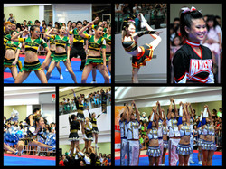 National Cheerobics Competition