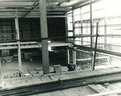 old activity hall