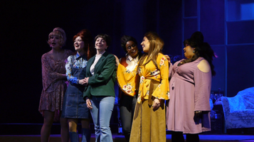 Laura in Beehive, the 60s Musical