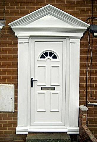 Victorian Door Surround