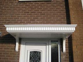 Yorkshire OverDoor/Window Canopy