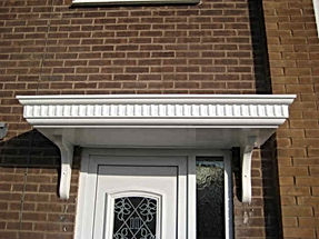 Yorkshire OverDoor/Window Canopy