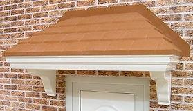 Shropshire Door Canopy