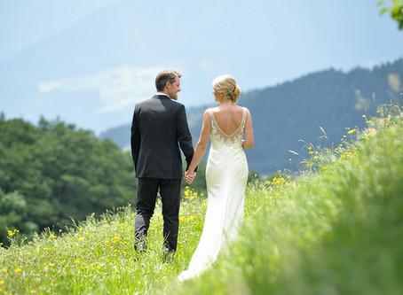 Hochzeit im Zillertal