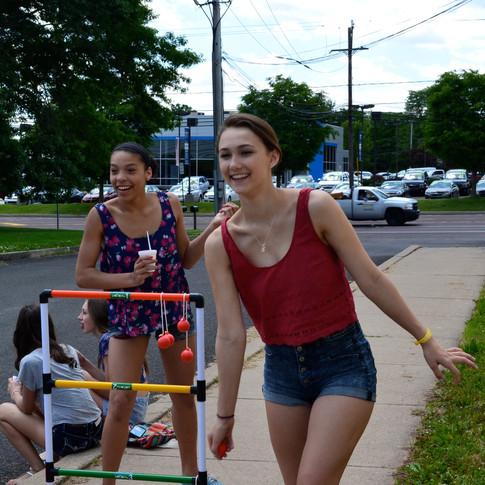 Student Appreciation Day - Outdoor Games