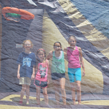 Student Appreciation Day - Moon Bounce