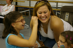 Student Appreciation Day - Face Painting
