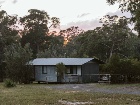 Winter Wilderness Escape at Worrowing, Jervis Bay.