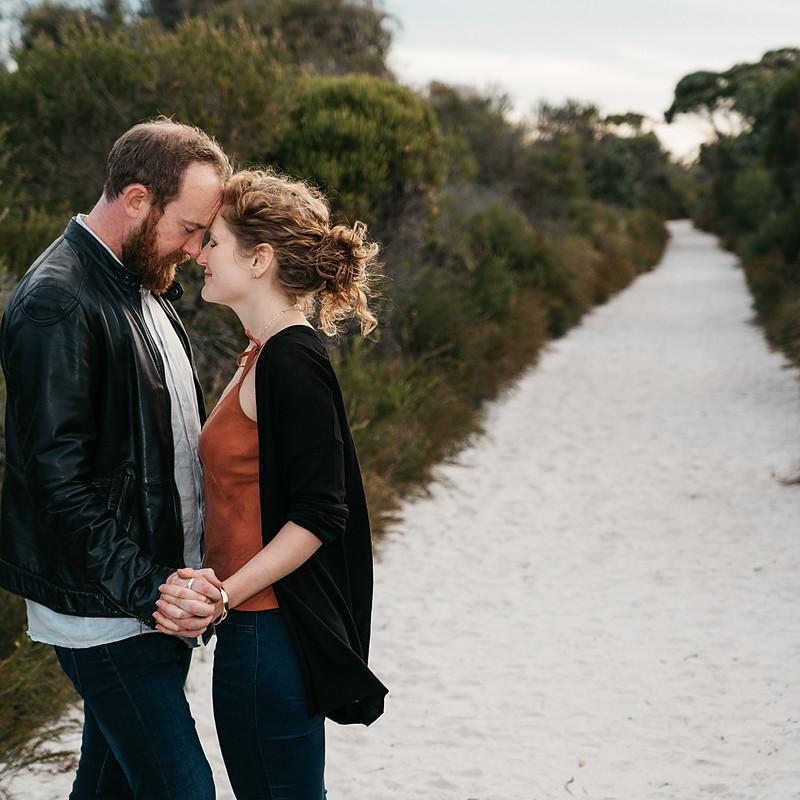 Todd & Phoebe Engagement