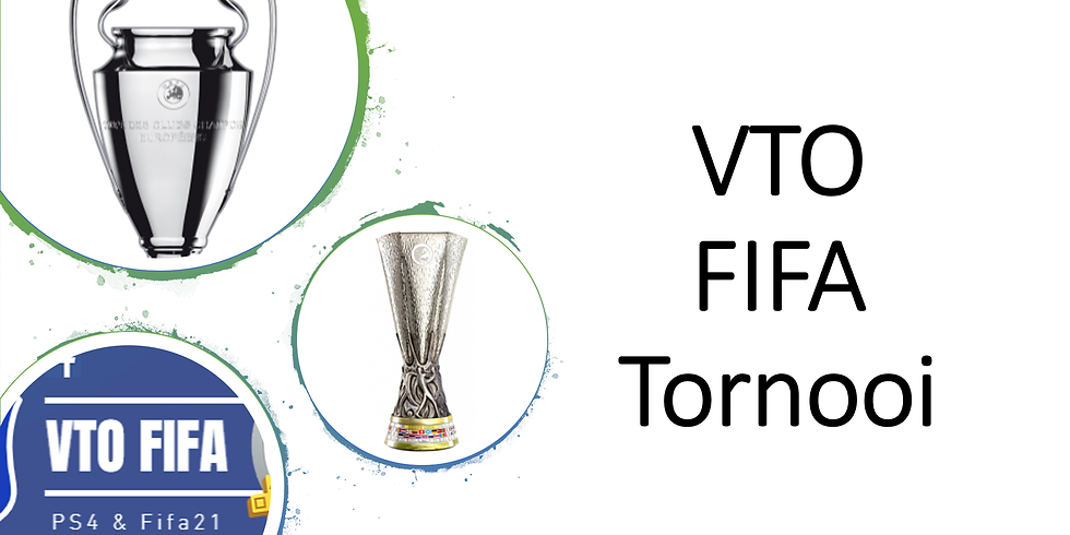 4de editie FIFA 21 VTO FIFA Tornooi