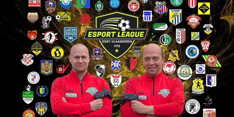 Esport League OV Seizoen 21-22