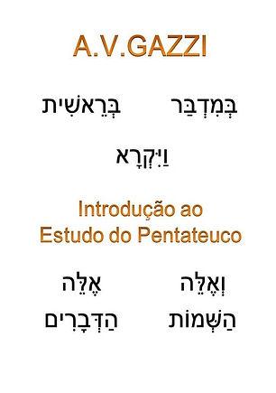 Capa - Introdução ao Estudo do Pentateuco