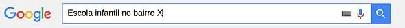 Ser encontrado na primeira pagina do google