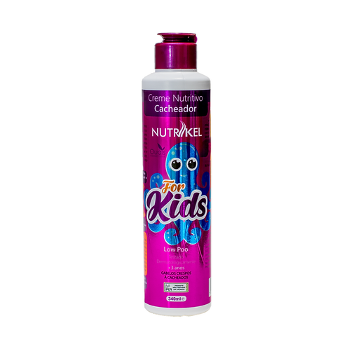 Creme Nutritivo Cacheador Nutrikel Kids