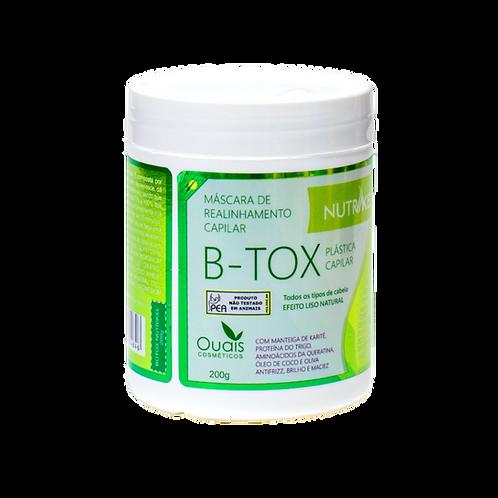 B-TOX  PLÁSTICA CAPILAR Nutrikel