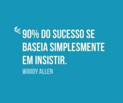 Você já tem sucesso e não sabe!