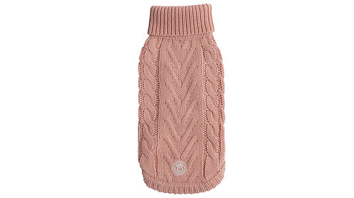 CHALET SWEATER - PINK
