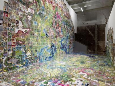 Jerry Gretzinger wall