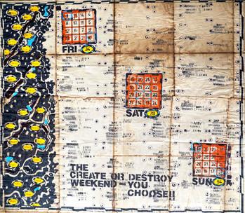 George Widener - Create of destroy week