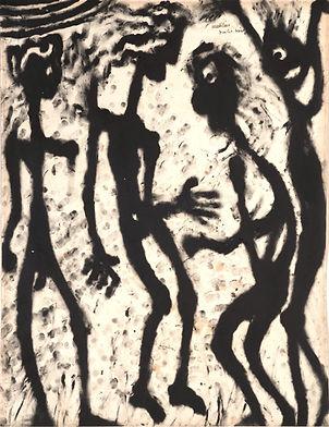 Louis Soutter - Galerie Arthur Borgnis