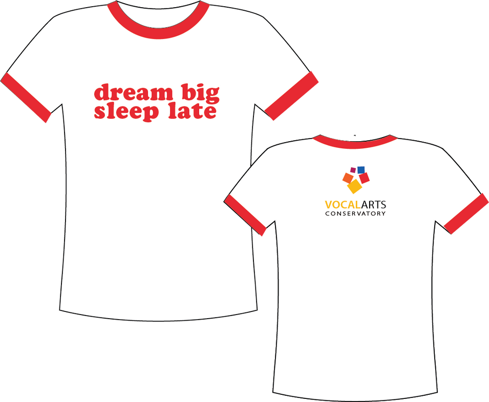 Dream Big Sleep Late - Vocal Arts