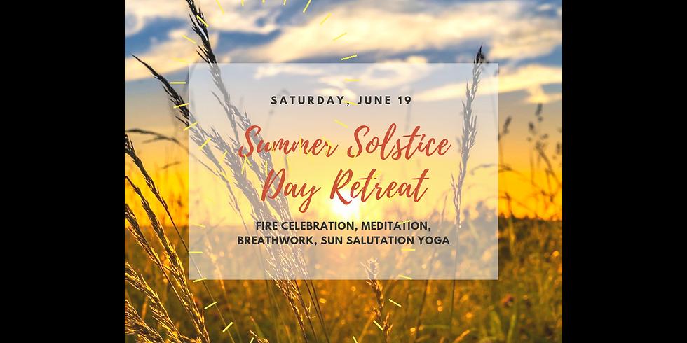 Summer Solstice Day Retreat