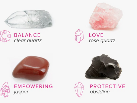 Crystal Self Care