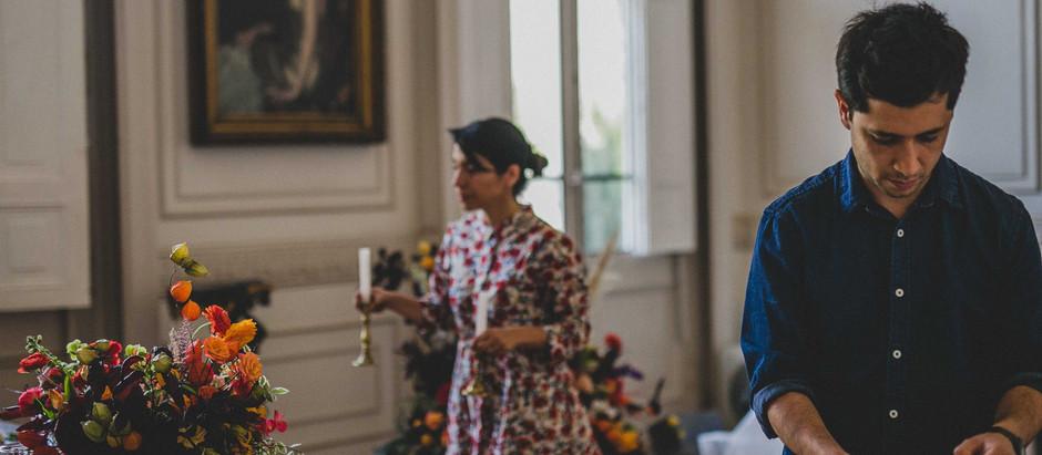 Azahar Flores: romanticismo inglés e identidad en el diseño floral chileno.