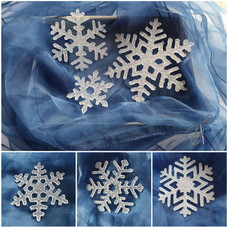 Snowflakes / Snežinke