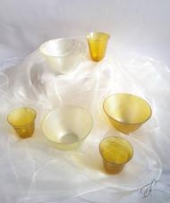 'Silver And Gold' bowls / skodelice 'Srebro in zlato'