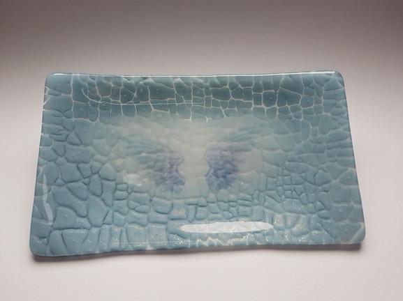 Angel Wings platter / Pladenj z angelskimi krili