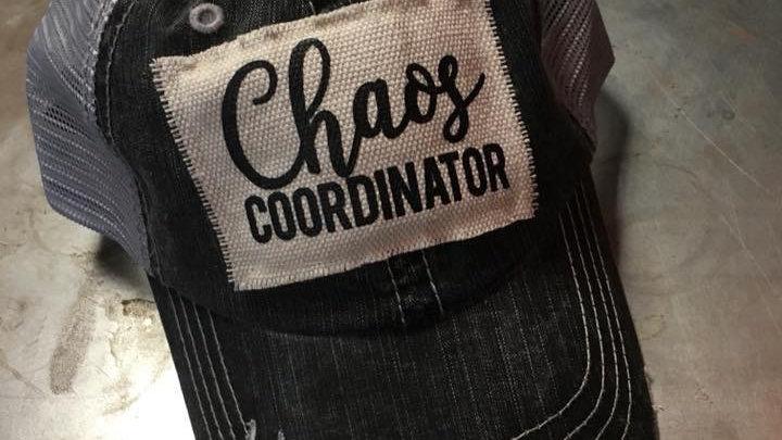 Chaos Coordinator Trucker Hat