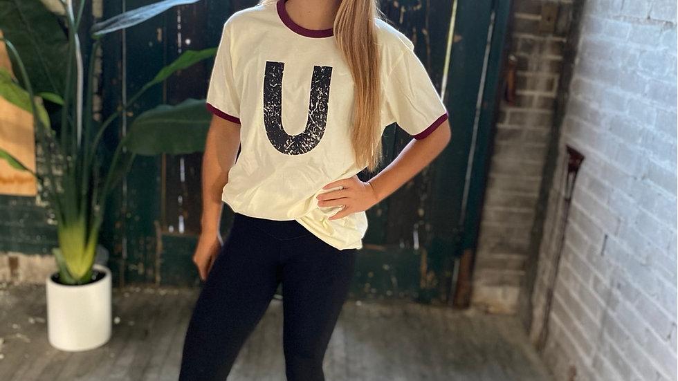 UNISEX ADULT & YOUTH URBANA RINGER TEE
