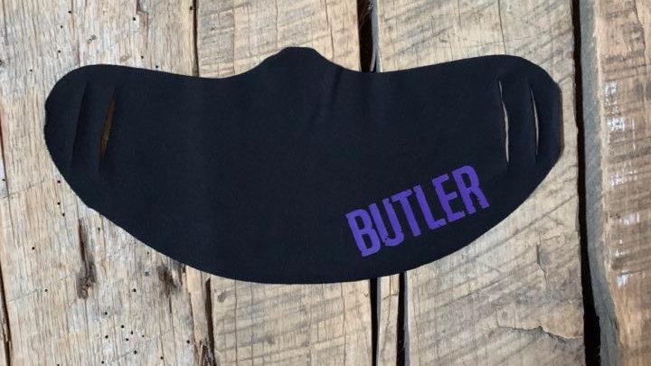 Vandalia Butler purple face mask
