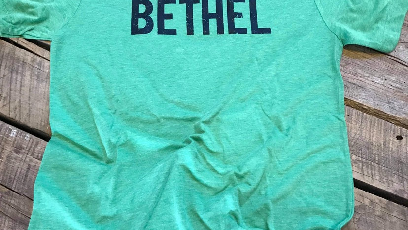 UNISEX ADULT & YOUTH BETHEL GREEN TRIBLEND TEE