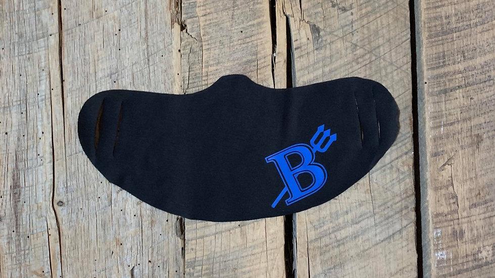 Brookville logo face mask