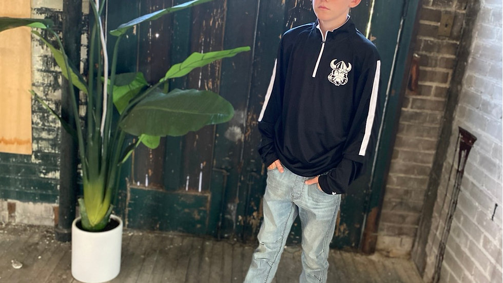UNISEX ADULT & YOUTH MIAMI EAST REFLECTIVE QUARTER ZIP
