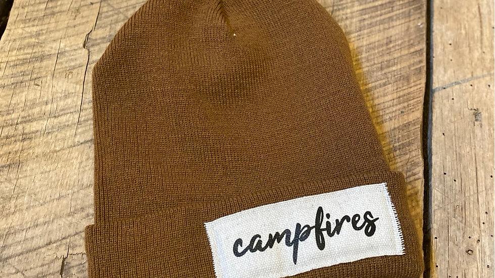 CAMPFIRES CAMEL BEANIE