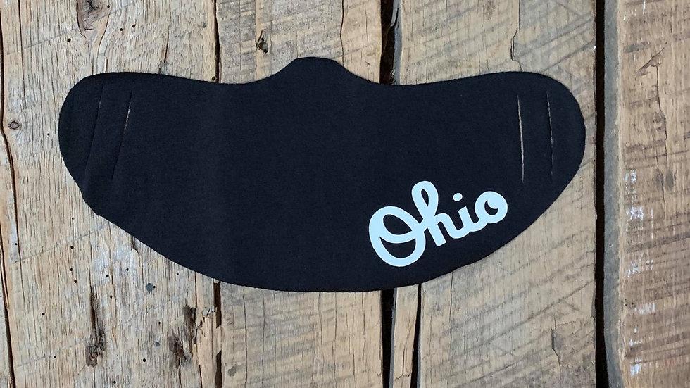 Script Ohio face mask