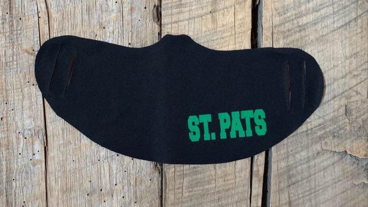 St Pats face mask