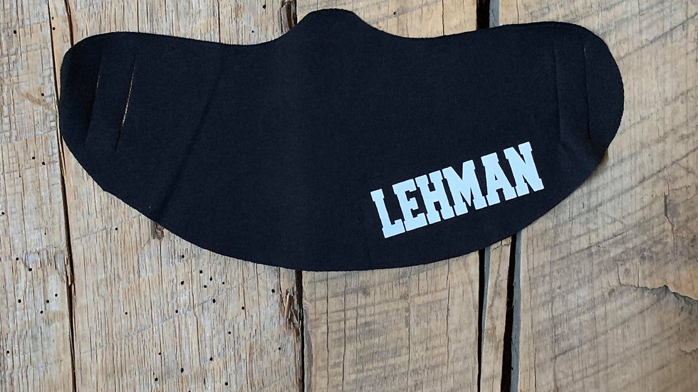 Lehman face mask