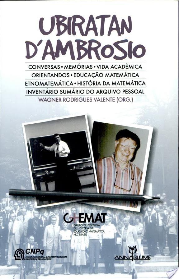 livro - Ubiratan D'Ambrosio