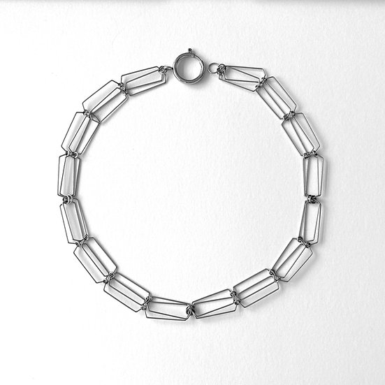 Stereo Regions Necklace
