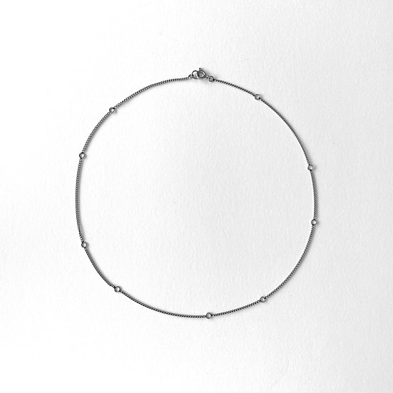 Syncopated Kick Necklace