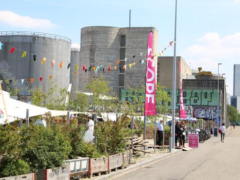 SCOPE Basel - Holzpark